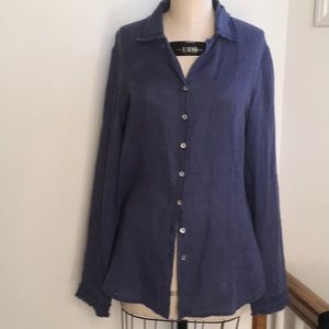 Anne Fontaine blouse size 44